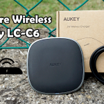 Caricatore Wireless Aukey LC-C6