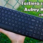 Tastiera wireless Aukey KM-W5