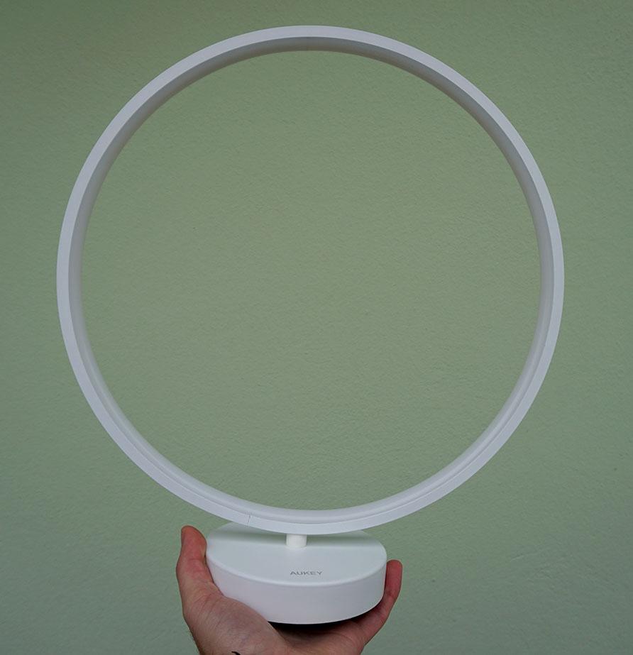 Accensione Lampadario Con Telecomando lampada aukey aura rgb