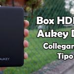 "Box HDD 2,5"" Aukey DS-B6"