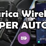Carica Wireless da auto Heiyo