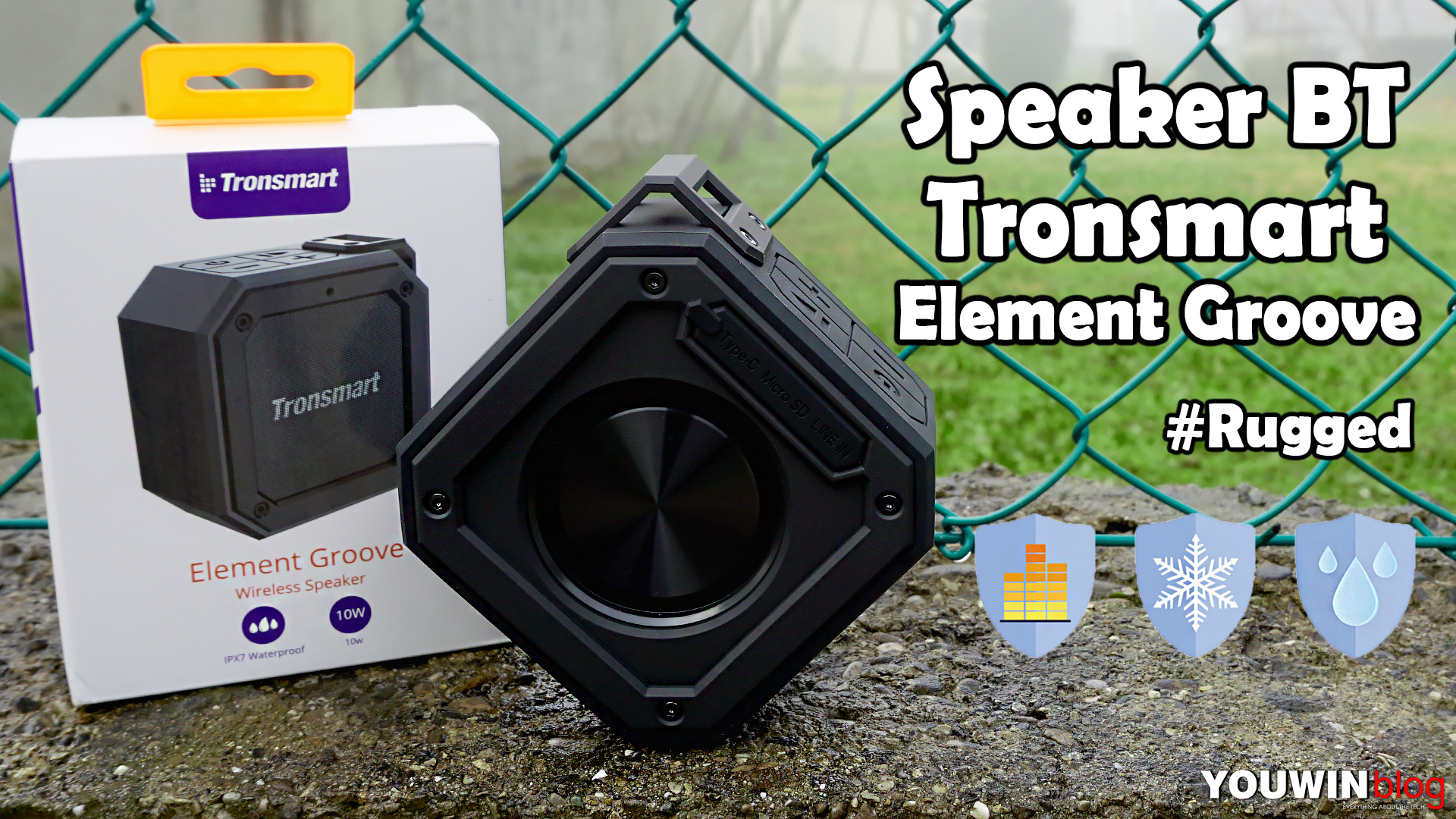 Speaker Tronsmart Element Groove
