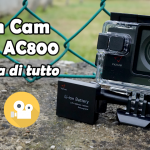 Action Cam Victure AC800
