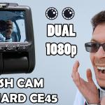 Dash Cam Toguard CE45