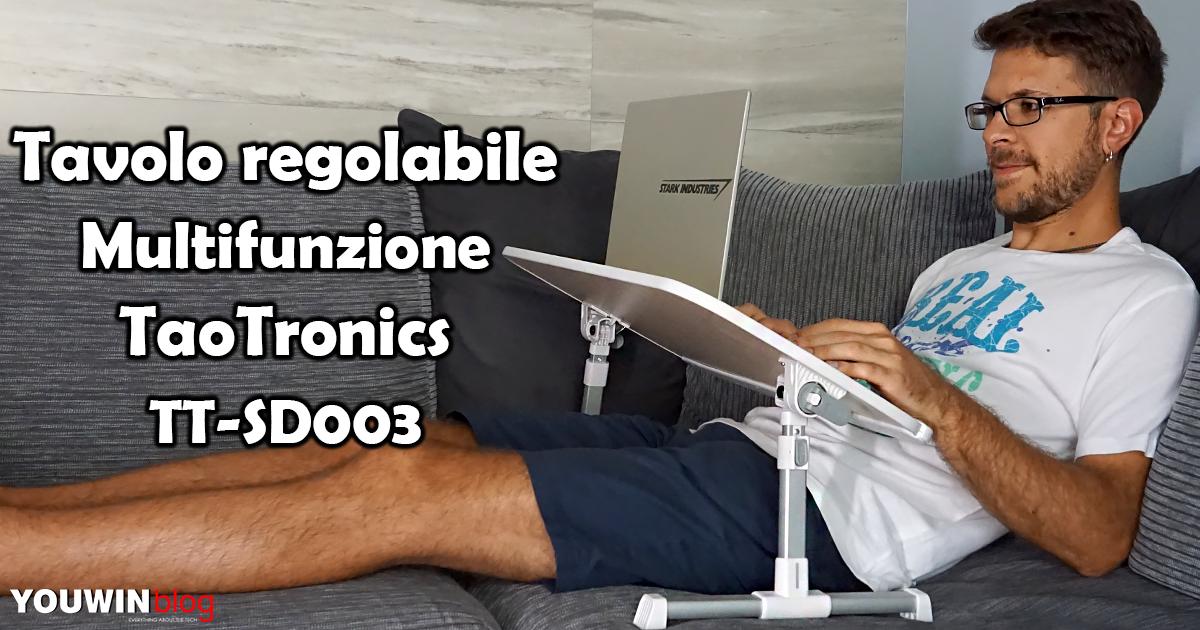 Tavolino TaoTronics TT-SD003