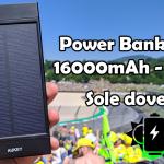 Power Bank Aukey 16000mAh PB-P23