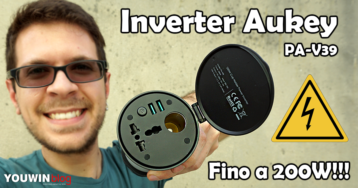 Inverter Aukey PA-V39