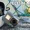 Caricatore TRIPLO GoPro TELESIN