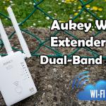 Ripetitore WiFi Aukey WF-R8