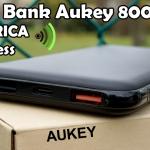 Power Bank Aukey PB-Y25 8000mAh