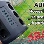 PowerHub Aukey PA-S14