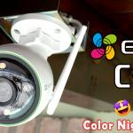 Telecamera EZVIZ C3N