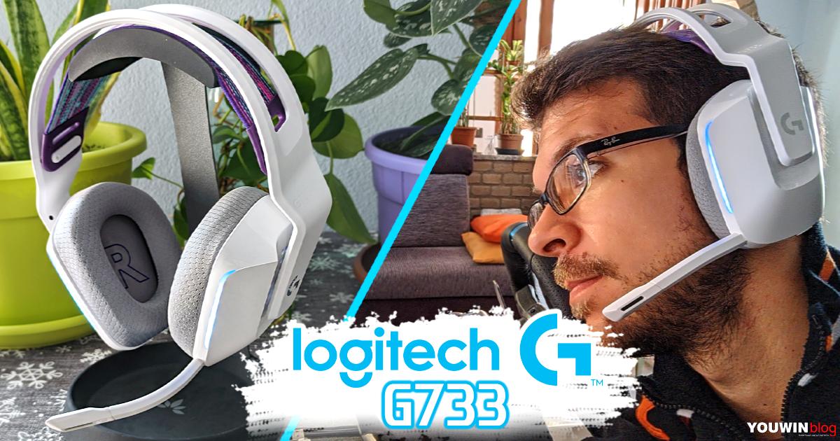 Logitech Lightspeed G733