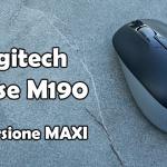 Mouse Logitech M190